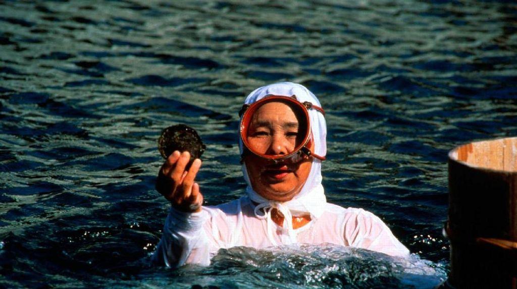 Foto: Putri Duyung Terakhir di Jepang