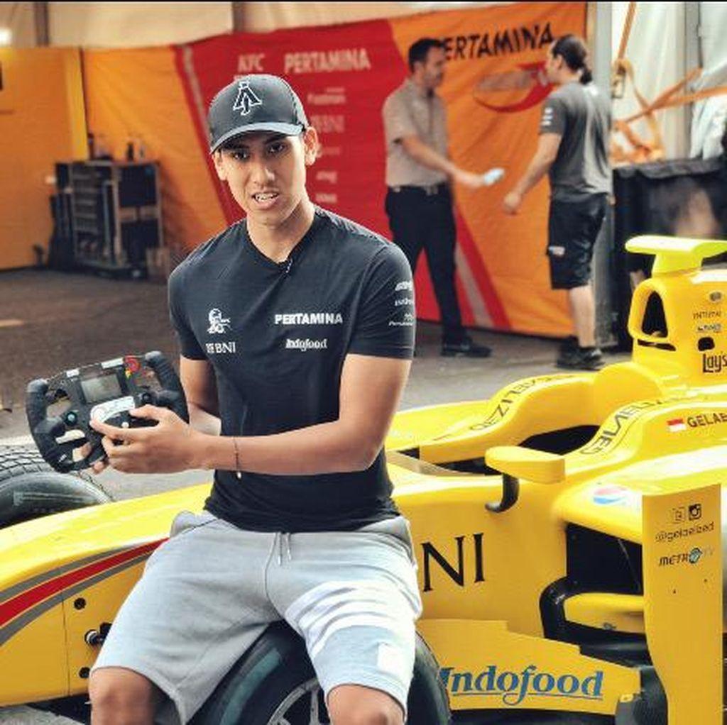 Pekan Ini, Sean Gelael Tes F1 Lagi Bareng Toro Rosso