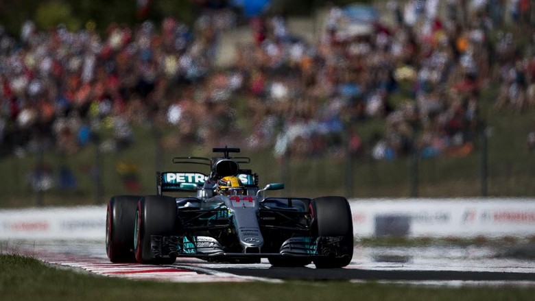 Hasil Buruk di Monaco Membuka Mata Mercedes