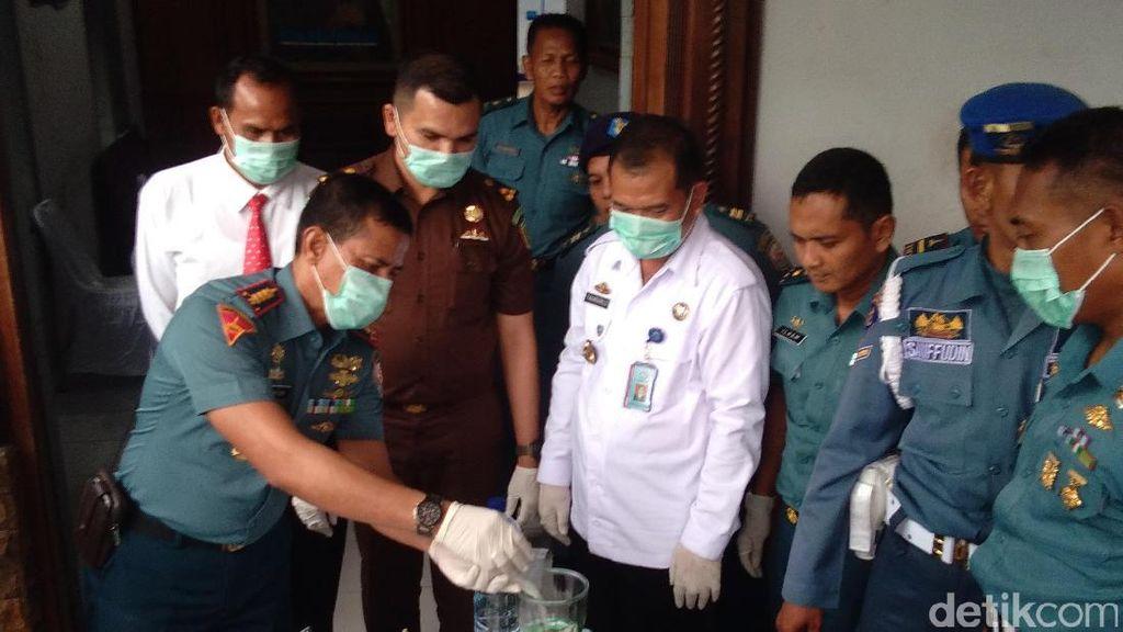 Terlibat Narkoba, 5 Prajurit Pangkalan TNI AL Lhokseumawe Dipecat