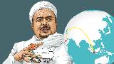 Polri Harap Habib Rizieq Selesaikan Proses Hukum