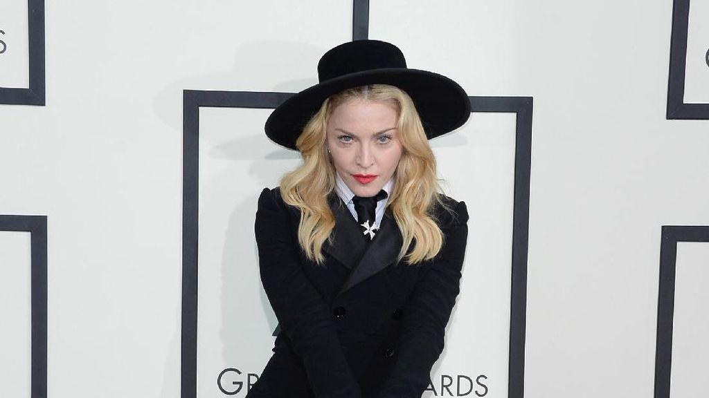 Madonna Rilis Brand Kecantikan, Jual Masker Seharga Rp 8 Jutaan