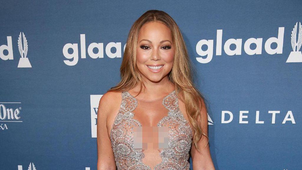 Main Bowling Pakai High Heels, Mariah Carey Dimarahi Netizen