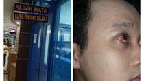 Korban Pemukulan Driver Grab Minta Pelaku Ditangkap
