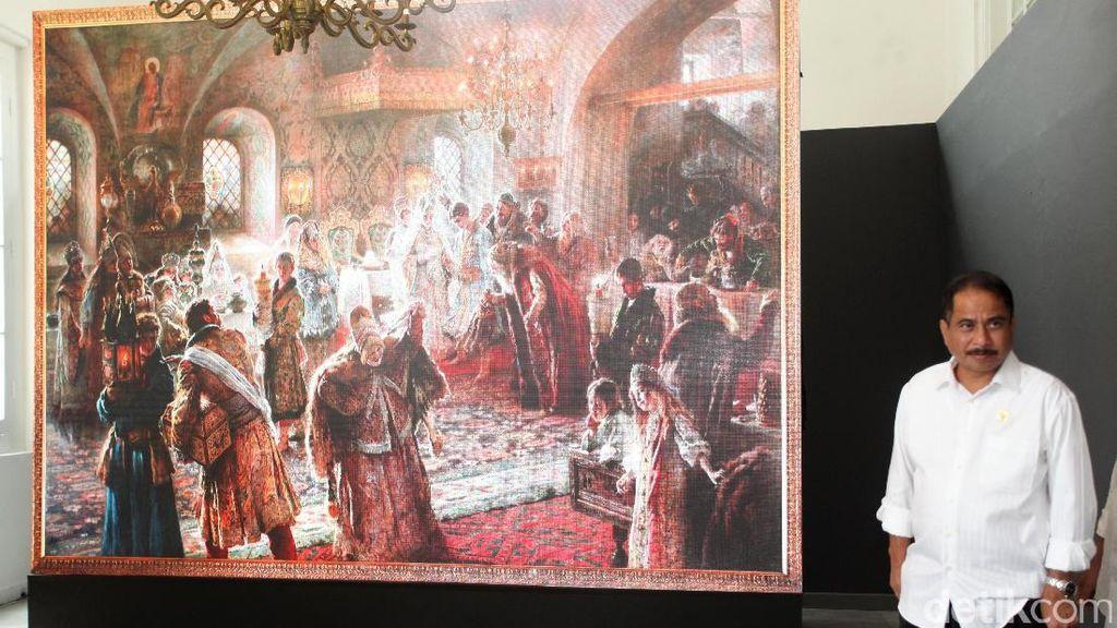 Raden Saleh hingga Lee Man Fong, Intip Lukisan Koleksi Istana Kepresidenan