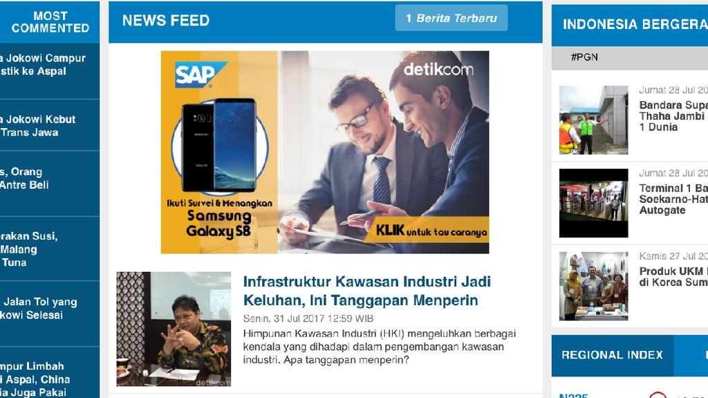 Mau Dapat Samsung S8? Ikuti Survey SAP Online