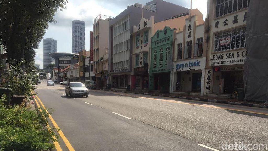 Mahalnya Punya Mobil Pribadi di Singapura, Tapi Bebas Macet