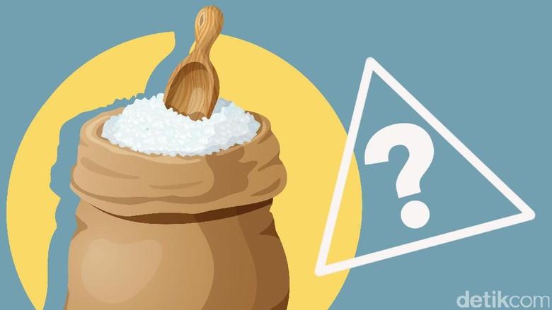 Pemerintah Impor 75.000 Ton Garam, untuk Siapa?