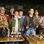 Sisir Taman BMW, Polisi Amankan Sajam dan Bom Molotov
