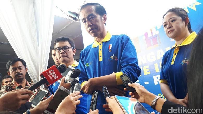 Tolak Sekolah 8 Jam 5 Hari, PKB Ancam Tak Capreskan Jokowi