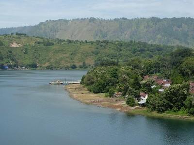 Bukan Samosir, Ini Pulau Cantik Lainnya di Danau Toba