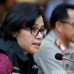 Sri Mulyani Bicara Soal Barang Mewah Kena Pajak di Bandara RI