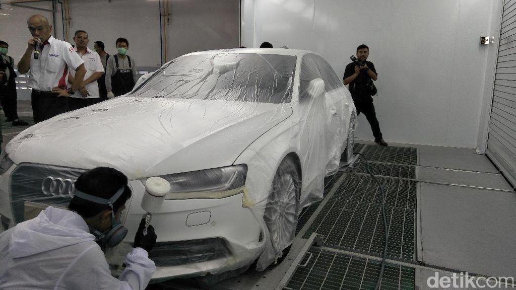 Bengkel Perbaikan dan Pengecatan Mobil AUTOGLAD