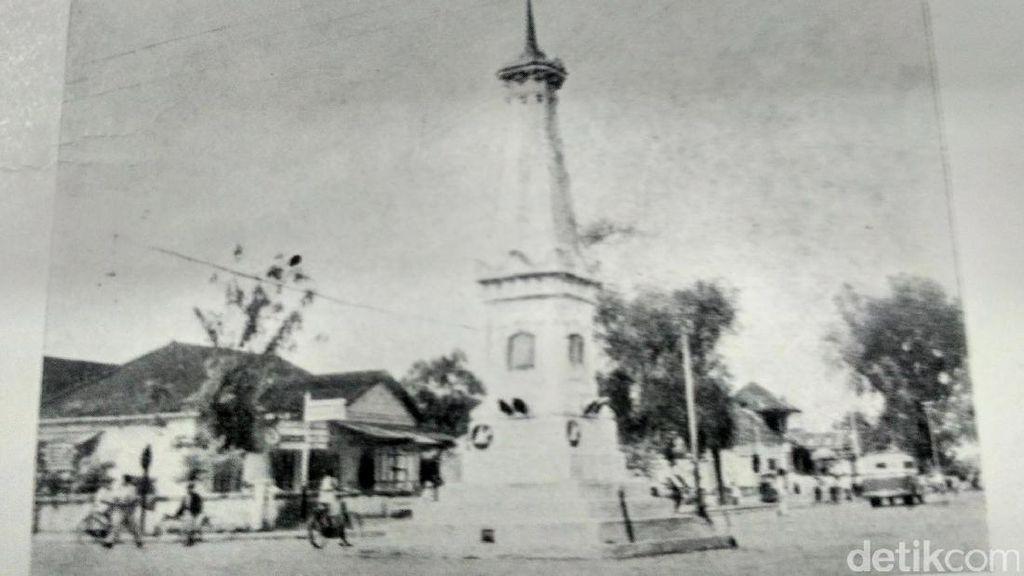 Tugu Yogyakarta, Dulu dan Kini