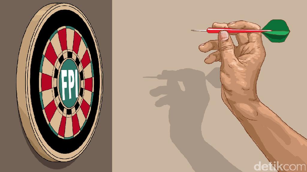 Nasib FPI di Tangan Perppu