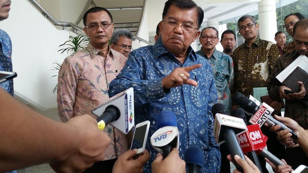 Wapres JK Minta 2 Kelompok Diaspora Indonesia Bersatu