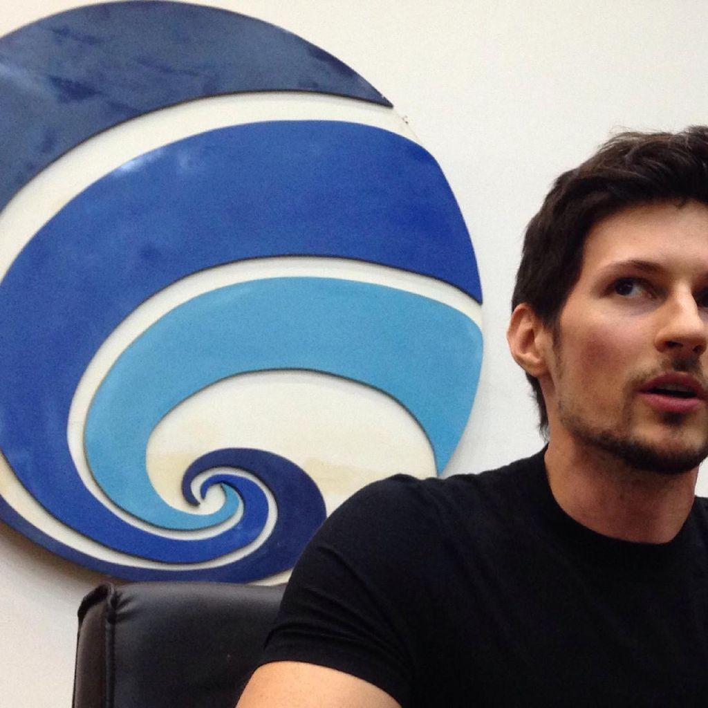 Diplomasi Sayur Genjer Menkominfo Taklukkan Bos Telegram