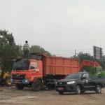 Polisi: Penertiban Taman BMW Selesai dan Lancar