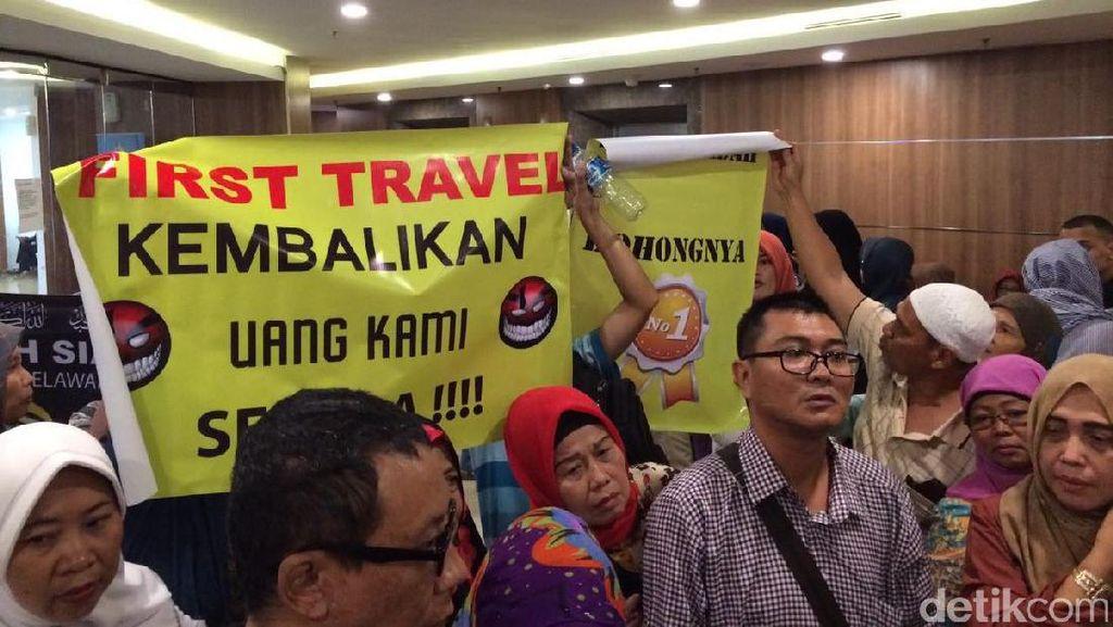 Soal Refund Jemaah First Travel, Kemenag: Jangan Dikurangi Sepeser Pun