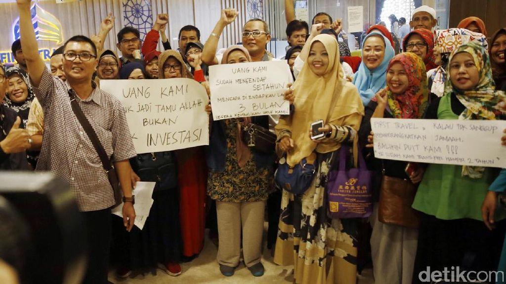 Bos First Travel Ditangkap Polisi, Jemaah Bingung Mau Ngadu ke Mana