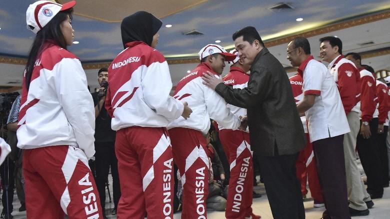 KOI Usulkan Anggaran Kontingen Indonesia di Asian Games Rp 80 Miliar