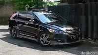 Honda Stream Sporty MPV, Kinclong!