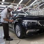 7,9 Juta BMW Seri 5 Tersebar di Dunia