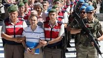 Hampir 500 Terdakwa Diadili di Turki dalam Kasus Kudeta Gagal