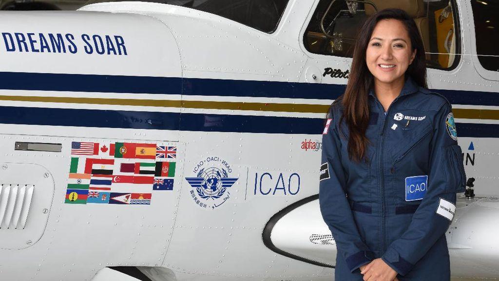 Hai Pilot Cantik Afghanistan