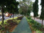 Pembangunan Trotoar Sudirman-Thamrin Selesai Sebelum Asian Games