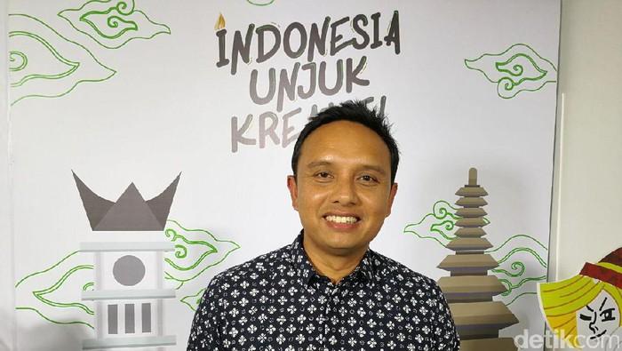 Ongky Kurniawan (detikINET/Muhammad Alif Goenawan)