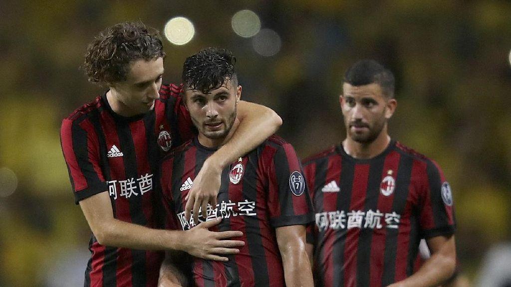 Liga Europa Tengah Pekan Ini: Waktunya Rossoneri Unjuk Gigi