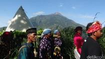 Awali Panen, Warga Merapi-Merbabu Gelar Festival Tungguk Tembakau