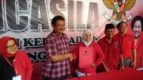 Fatmawati Daftar Jadi Calon Wakil Wali Kota Kediri