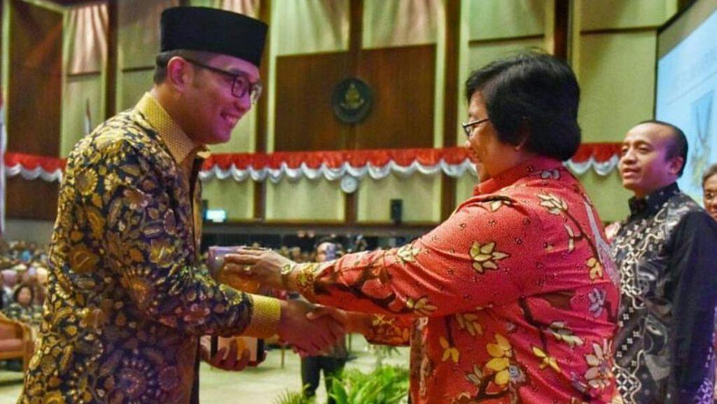 Bandung Raih Adipura, Ridwan Kamil: Jangan Dirusak Perilaku Negatif