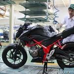 Januari-Juli, Jualan Motor Sport Tinggalkan Motor Bebek
