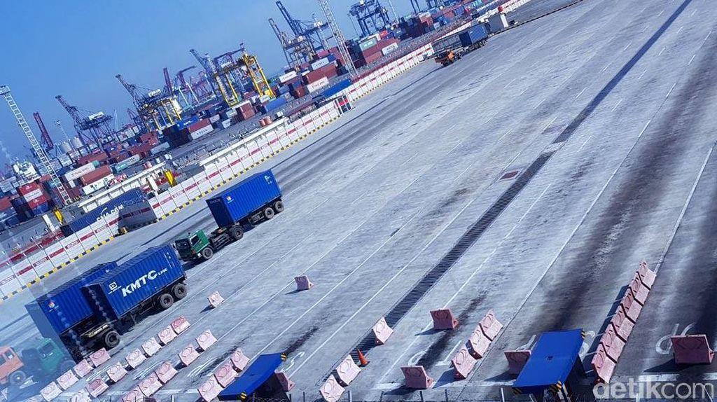 Pelabuhan Priok Jadi Kota Mati