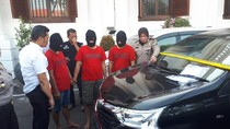 Komplotan Penggelapan Mobil Sewa Dibekuk, 19 Mobil Diamankan