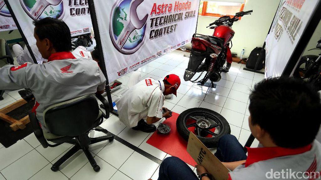 Honda Ingin Anak SMK Bisa Bekerja di Jaringan Diler Honda