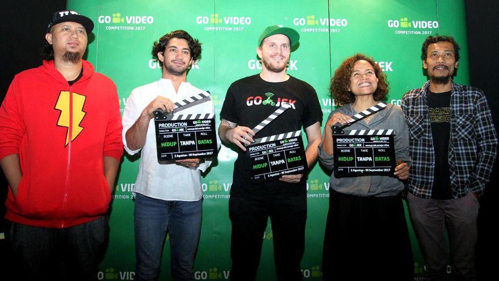 Go-Jek Gelar Kompetisi Video: Hidup Tanpa Batas
