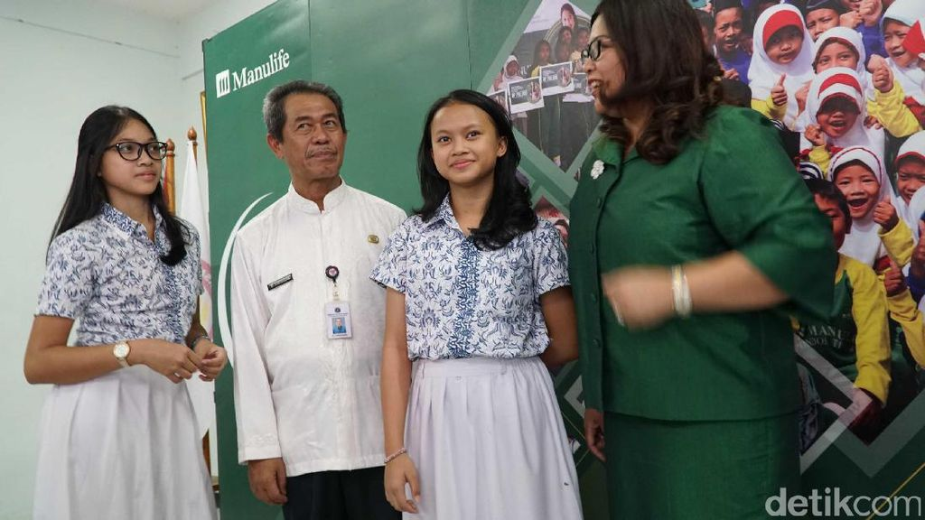 Manulife Indonesia Gelar Edukasi Literasi Keuangan