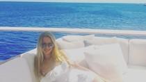 Mengintip Putri Cantik Steve Jobs Liburan Mewah