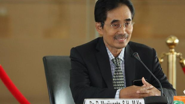 Pansel Uji Kadar Kenegarawanan Calon Hakim Agung