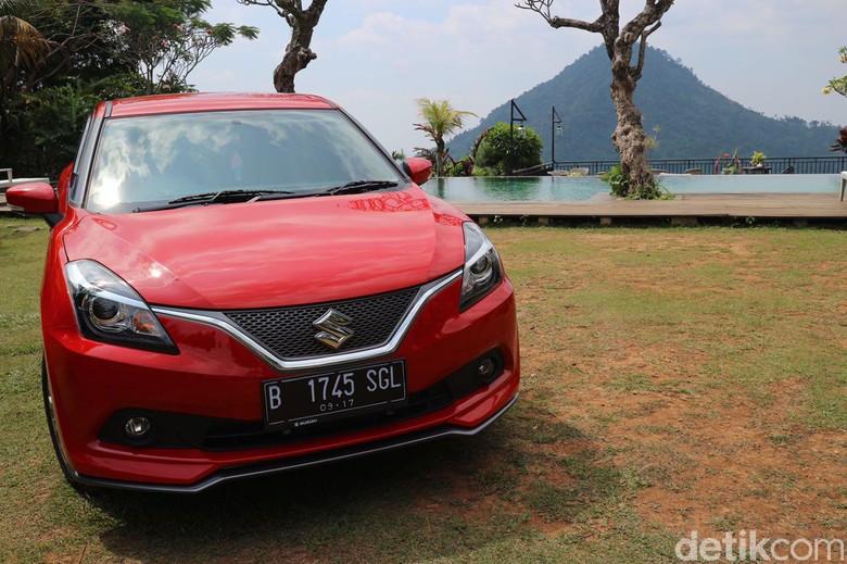 Suzuki Enggan Bawa Baleno Hatchback Diesel ke RI