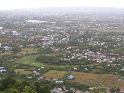 Dari Bukit Ini, Lanskap Cantik Kota Banda Aceh Terlihat Semua
