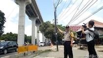 Penjelasan Saksi soal Tewasnya 2 Pekerja LRT di Palembang