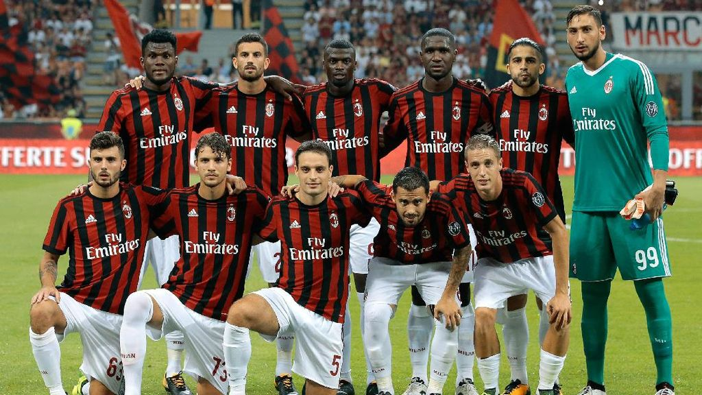 Play-off Liga Europa, Milan Jumpa Tim Asal Makedonia