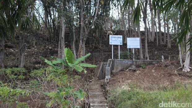 Keadaan sekitar Situs Pasir Lulumpang