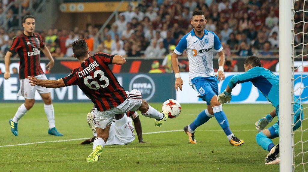 Milan Lolos ke Play-off Liga Europa