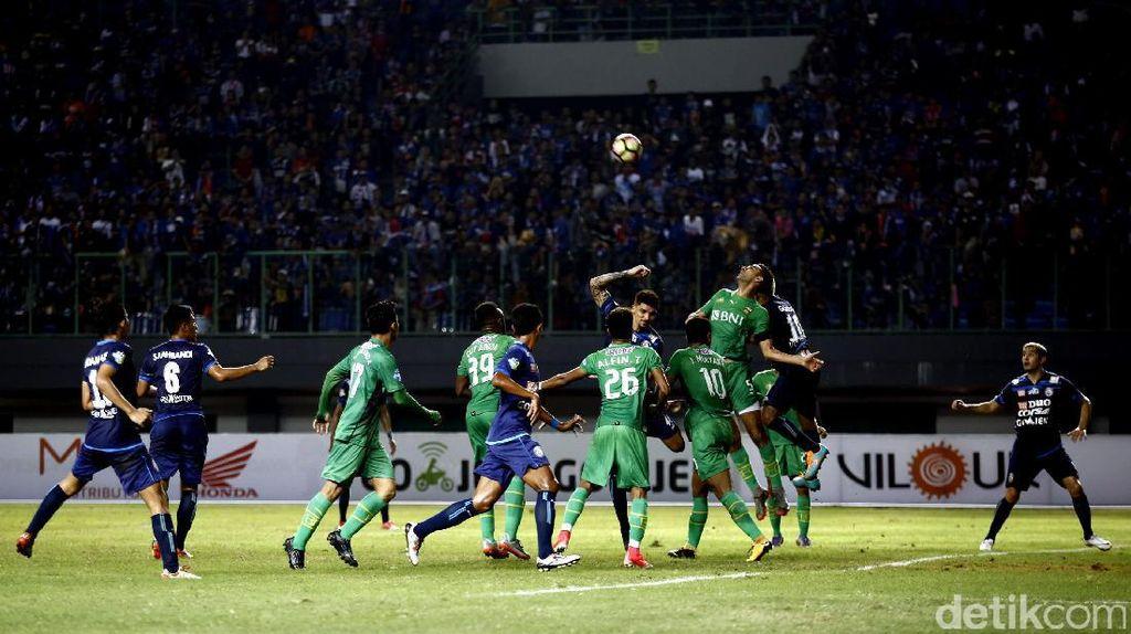 Bhayangkara FC Pecundangi Arema 2-1